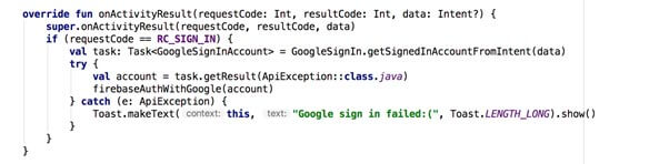 Authenticate Using Google Sign-In ( Kotlin + Firebase )