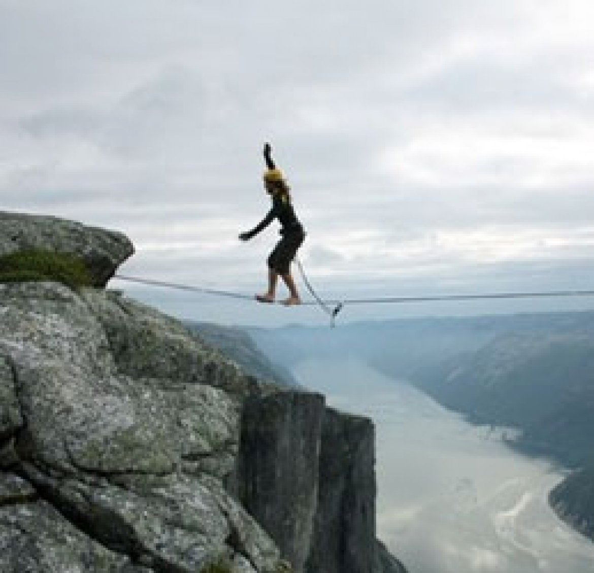 Walking the tightrope between UX and Tech