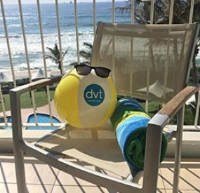 DVT's Facebook Beach Ball Competition